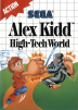 Alex Kidd: High-Tech World Box