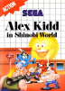 Alex Kidd in Shinobi World Box