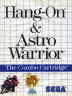 Hang-On & Astro Warrior Box