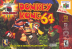 Donkey Kong 64 Box