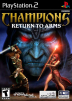Champions: Return to Arms Box