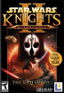 Star Wars: Knights of the Old Republic II: The Sith Lords Box