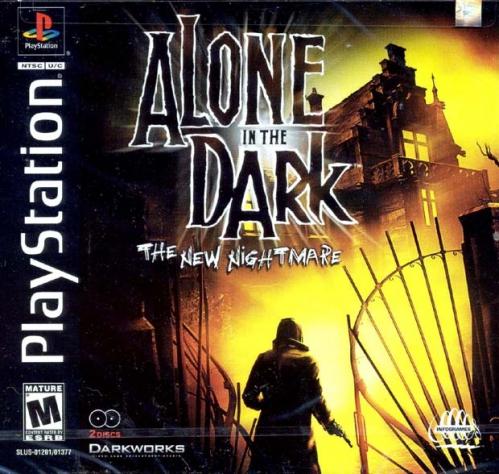 Alone in the Dark: The New Nightmare Boxart