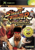 Street Fighter Anniversary Collection Box