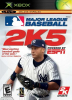 Major League Baseball 2k5 Box
