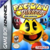 Pac-Man Pinball Advance Box