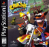 Crash Bandicoot 3: Warped Box