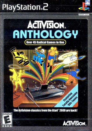 Activision Anthology Boxart