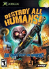 Destroy All Humans! Box