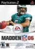 Madden NFL 06 Box