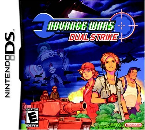 Advance Wars: Dual Strike Boxart