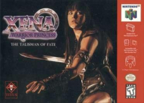 Xena: Warrior Princess, Talisman of Fate