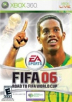 FIFA 06: Road to FIFA World Cup Box