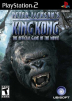 Peter Jackson's King Kong: The Official Game of the Movie Box