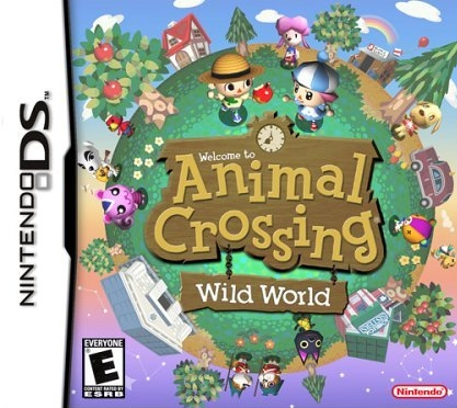 Animal Crossing: Wild World Boxart