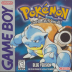 Pokémon Blue Version Box