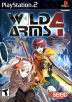 Wild Arms 4 Box