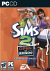The Sims 2: Open for Business Box