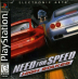 Need for Speed: High Stakes Box