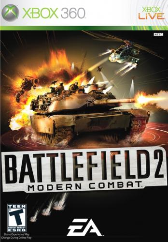 Battlefield 2: Modern Combat Boxart