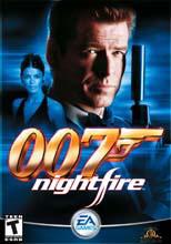 007: Nightfire Boxart