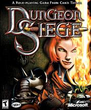 Dungeon Siege Boxart