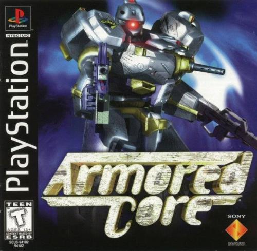 Armored Core Boxart