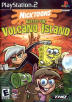 Nicktoons: Battle for Volcano Island Box