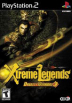 Dynasty Warriors 3: Xtreme Legends Box