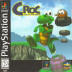 Croc: Legend of the Gobbos Box