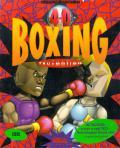 4-D Boxing Boxart