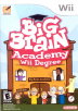 Big Brain Academy: Wii Degree Box