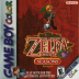 The Legend of Zelda: Oracle of Seasons Box