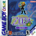 The Legend of Zelda: Oracle of Ages Box