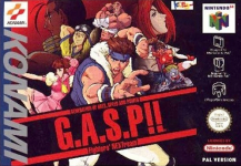 G.A.S.P!!: Fighter's NEXTream
