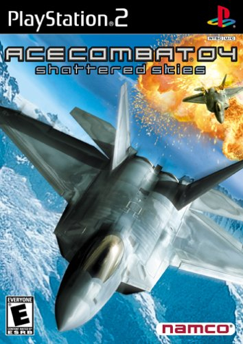 Ace Combat 04: Shattered Skies Boxart