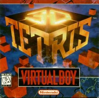 3-D Tetris Boxart