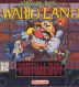 Virtual Boy Wario Land Box