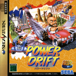 Power Drift Sega Ages