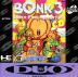 Bonk 3: Bonk's Big Adventure CD Box