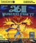 Ys III: Wanderers From Ys Box