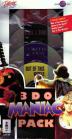 3DO Maniac Pack Box