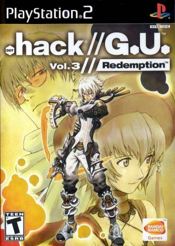 .hack//G.U. vol. 3//Redemption Boxart