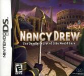 Nancy Drew: Deadly Secret of Olde World Park