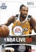 NBA Live 08 Box