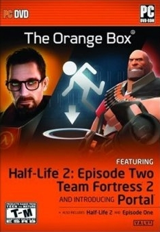 The Orange Box Boxart