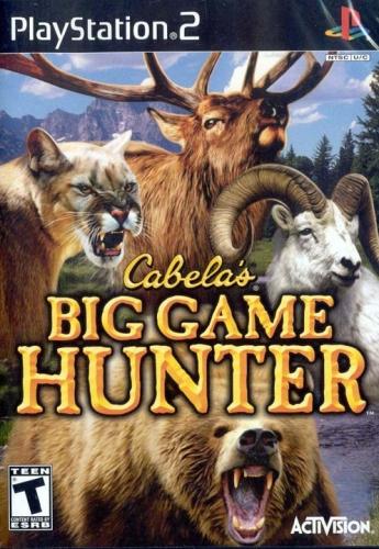 Cabela's Big Game Hunter Boxart