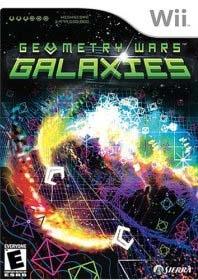 Geometry Wars: Galaxies Boxart
