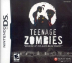 Teenage Zombies: Invasion of the Alien Brain Thingys! Box