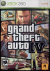 Grand Theft Auto IV Box